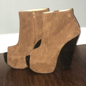 f9587e06d7 Women Luichiny Platform Boots on Poshmark